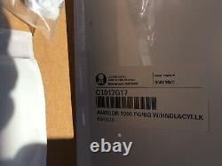 Fire Extinguisher Cabinet/Box Steel JL Industries Ambassador C1017G17 Glass