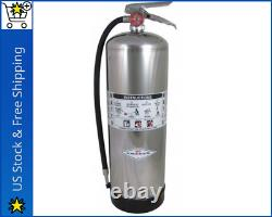Fire Extinguisher From AMEREX Capacity 2.5 gal Free Shipping