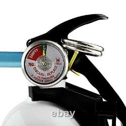 Fire Extinguisher Home Car Office Safety Kidde 5-BC 3-lb Disposable Marine NEW