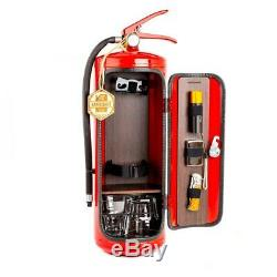 Fire Extinguisher Portable Mini Bar RED 8L Camping Picnic Best Men Gift Handmade
