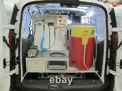 Fire Extinguisher Recharge Mobile Workshop Mini Cargo Van Never Used