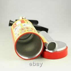 Fire Extinguisher Safe Stash Storage Deterrent Realistic Hideaway Discreet