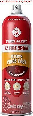 Fire Extinguisher Spray Aerosol Portable Car Dorm Safety Emergency Suppressant