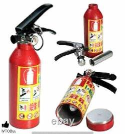 Fire Extinguisher Stash Safe Can Hidden Diversion Secret Hiding Car Home Bottle