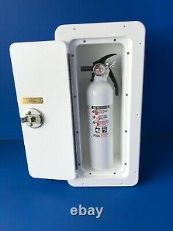 Fire Extinguisher Storage Box Starboard (MEDIUM)