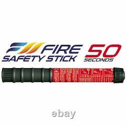 Fire Safety Stick Lightweight Hand Held Fire Extinguisher 50 Seconds