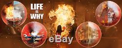 Fireball Automatic Fire Extinguisher USA Certified Ball Decorative Alarm System