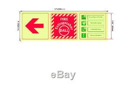 Fireball Automatic Fire Extinguisher USA Certified Decorative Alarm