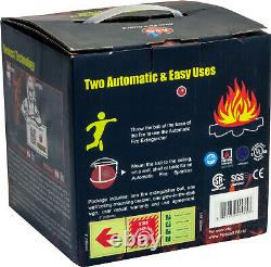 Fireball by Auto Fire Guard Automatic Fire Extinguisher