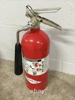 Flag Fire Fire Extinguisher, 5BC, Carbon Dioxide