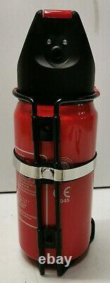 Genuine Jaguar XK / XF 2012+ Fire Extinguisher With Bracket T2R10328