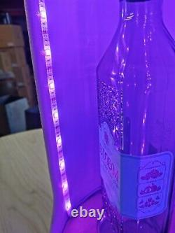 Gordon's Gin Illuminated Fire Extinguisher Bottle Holder