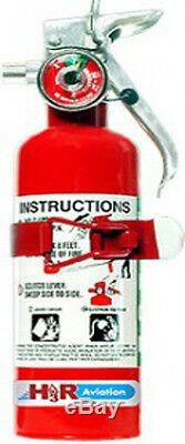 H3R FIRE EXTINGUISHER MODEL A344T Great for Small Aircraft NEW