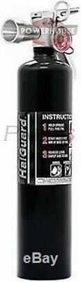 H3R HG250B 2.5 lb. Black clean agent fire extinguisher