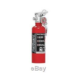 H3R Performance 1.4 lb. HalGuard Red Clean Agent Fire Extinguisher HG100R