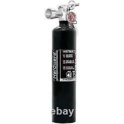 H3R Performance 2.5 lb. HalGuard Black Clean Agent Fire Extinguisher HG250B