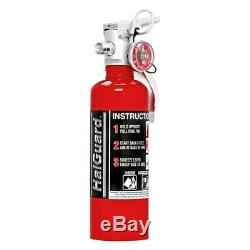 H3R Performance HG100R HalGuard 1.4 lb Red Clean Agent Fire Extinguisher