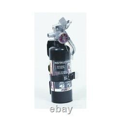 H3R Performance MX100B Fire Extinguisher Black