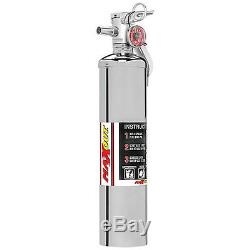 H3r 2.5 Lb. Chrome Dry Chemical Fire Extinguisher