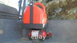 Hornet Fire Extinguisher and Spare Fuel Bed Mount R-3015 F