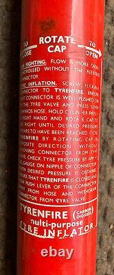 Jensen Interceptor Original Tyrenfire Fire Extinguisher Tire Inflator
