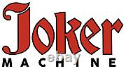 Joker Machine 604011 Fire Extinguisher Mount, Black