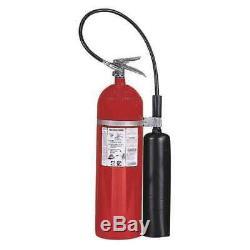 KIDDE PRO15CDM Fire Extinguisher, 10BC, Dry Chemical, 15 lb