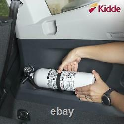 Kidde 10-BC Fire Extinguisher With Retention Strap Disposable Automotive Marine