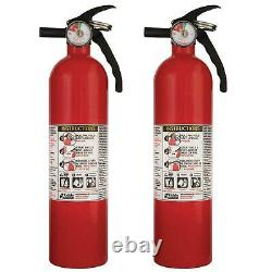 Kidde 2.5 lb ABC Fire Extinguisher Home Car Dry Chemical Electrical Kitchen Auto