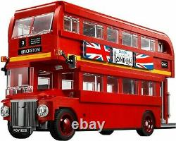 LEGO 10258 Creator Expert London Bus Brand New & Sealed Hard to Find/Rare