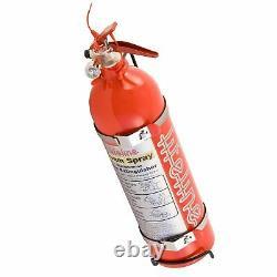 Lifeline Hand Held Fire Extinguisher 2.4 Ltr Foam 492mm Long x 130mm Diameter
