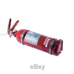 Lifeline USA Racing 2.25 Liter 5lb Fire Extinguisher System Zero 2000 Bottle