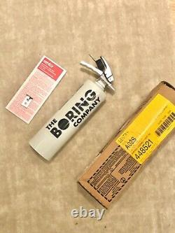 MINT The Boring Company Fire Extinguisher Never Opened