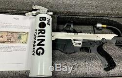 NEW Boring Company Not A Flamethrower + Fire Extinguisher NEVER USED