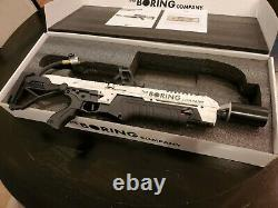 NEW The Boring Company Not-A-Flamethrower + Boring Fire Extinguisher (RARE)