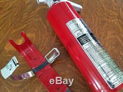 New 1960-1966 GM Truck Fire Extinguisher Bracket Chevrolet GMC Dealer Accessory