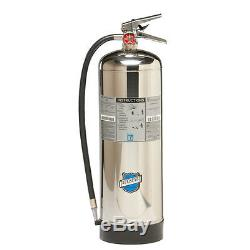 New Buckeye Water 2.5 Gallon Fire Extinguisher, With Carrying Strap