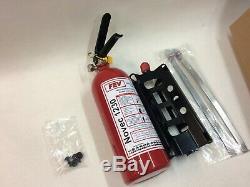 New Genuine Porsche 911 991 GT2 GT3 Fire extinguisher Kit 99172211582 RRP £451