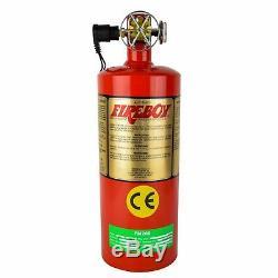 New OEM Fireboy Marine Boat Fire Extinguisher CG2-175-FM200 CG20175227-B