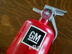 OEM 1973-1987 GM Chevrolet GMC Truck Blazer Fire Extinguisher Dealer Accessory
