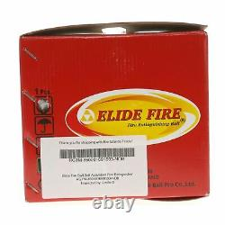 OPEN BOX ELIDE FIRE 2018 Version Ball Self Activation Fire Extinguisher in Red