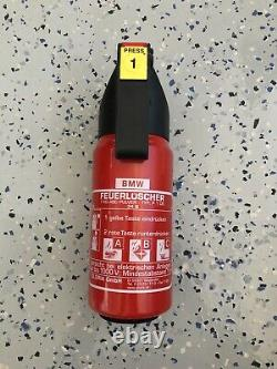 Oem Bmw Fire Extinguisher E30 E36 E46 E90 F30