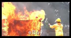 Original Elide Self Activating Fire Extinguisher Ball A-B-C-E Class EU Standards