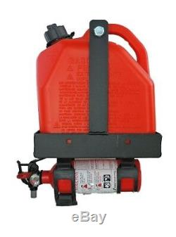 Polaris Ranger/General Fire Extinguisher Carrier and Spare fuel R-3015-F
