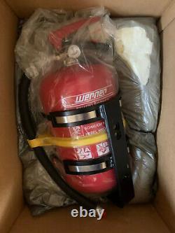 Porsche Fire Extinguisher 993 RS Clubsport/GT2