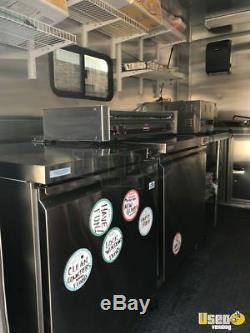 Ready for Service 2016 8' x 12' Mobile Kitchen Unit / Food Concession Trailer
