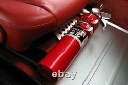 Rennline HalGuard Black 2,5 lb Clean Agent Fire Extinguisher