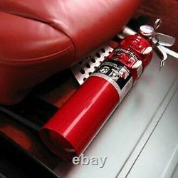 Rennline HalGuard Red 1 lb Clean Agent Fire Extinguisher