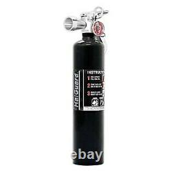 Rennline MaxOut Black 1 lb Dry Chemical Fire Extinguisher