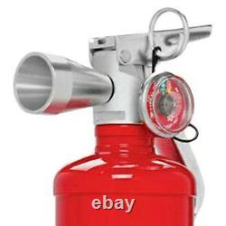 Rennline MaxOut Red 2,5 lb Dry Chemical Fire Extinguisher